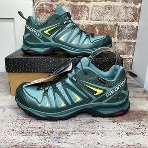 New Salomon X Ultra 3 Mid GOR-TEX Hiking Shoes 6